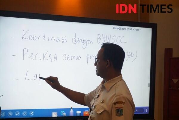 Anies Janji Bantu Sediakan Rumah untuk Polisi di Jakarta