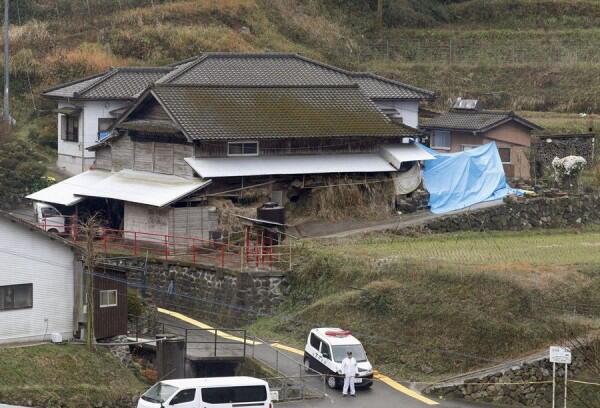 Satu Keluarga Ditemukan Tewas Dalam Pembunuhan Massal si Jepang