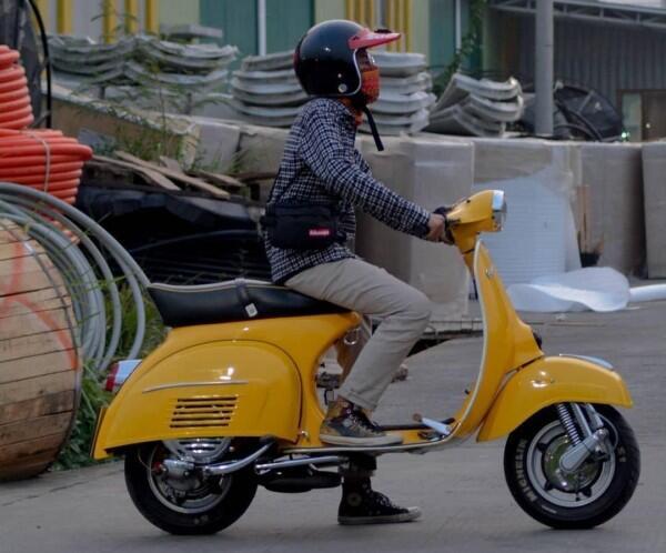 5 Motor Jadul yang Gak Kalah Tenar Dibandingkan Lagu Melayu