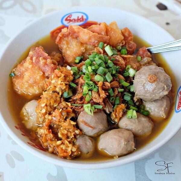 11 Tempat Makan Bakso Halal Paling Enak di Surabaya