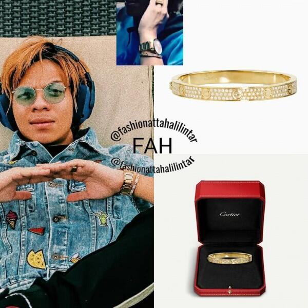 Jadi YouTuber Kaya Raya, 10 Harga Fashion Item Mewah Atta Halilintar