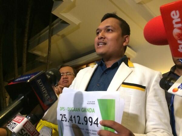 PKS Setorkan Dua Nama Cawagub DKI, Ini Respons Anies Baswedan