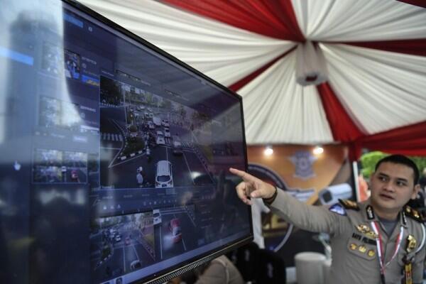 Polda Ajukan 50 Kamera Tilang Elektronik ke Pemprov DKI