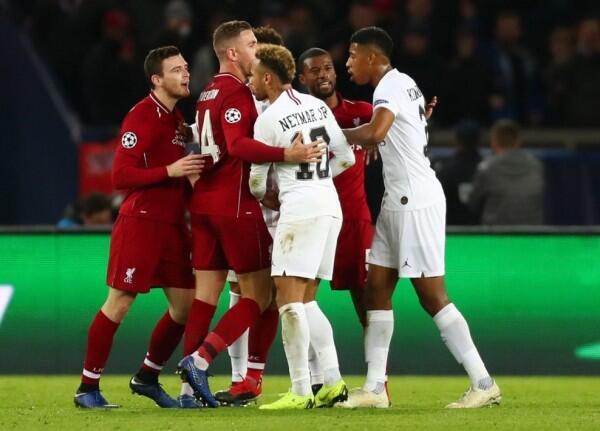Bungkam Liverpool, Peluang PSG Lolos Babak 16 Besar UCL Semakin Lebar