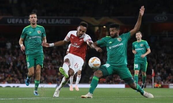 Arsenal HadapiVorskla di Liga Eropa, Laga Akan Berpindah Tempat