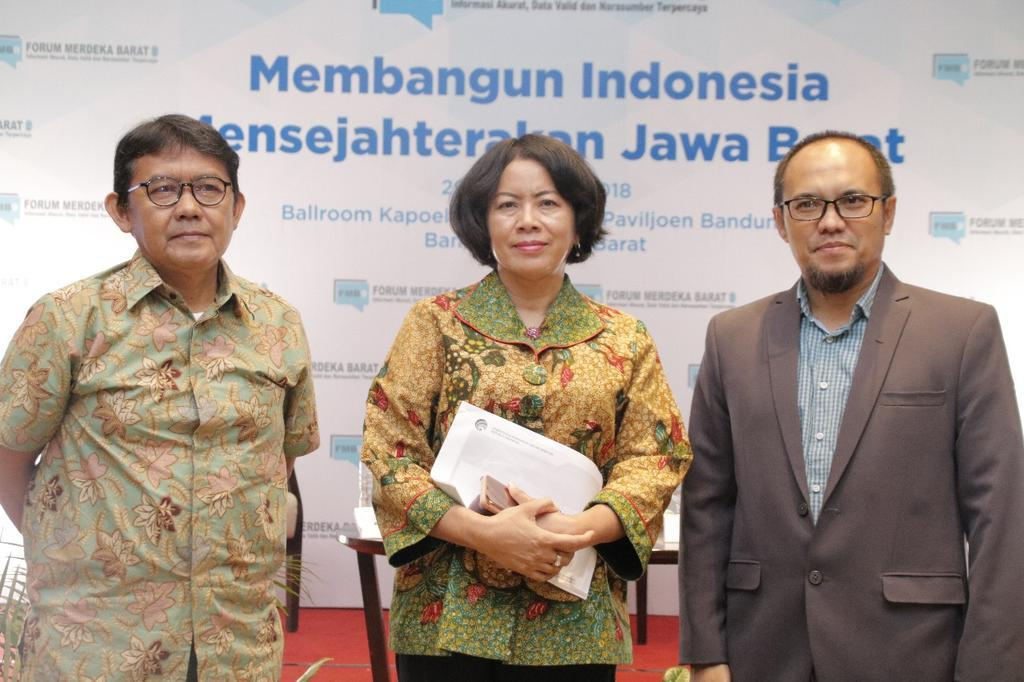 Membangun Indonesia, Mensejahterakan Masyarakat Di Jawa Barat