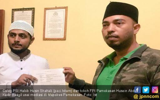 Terbukti Memfitnah, Anggota FPI Minta Maaf ke Caleg PSI