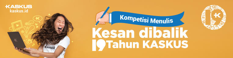 "19 Tahun Kaskus, Happy Anniversary for ""The Largest Indonesian Community"""
