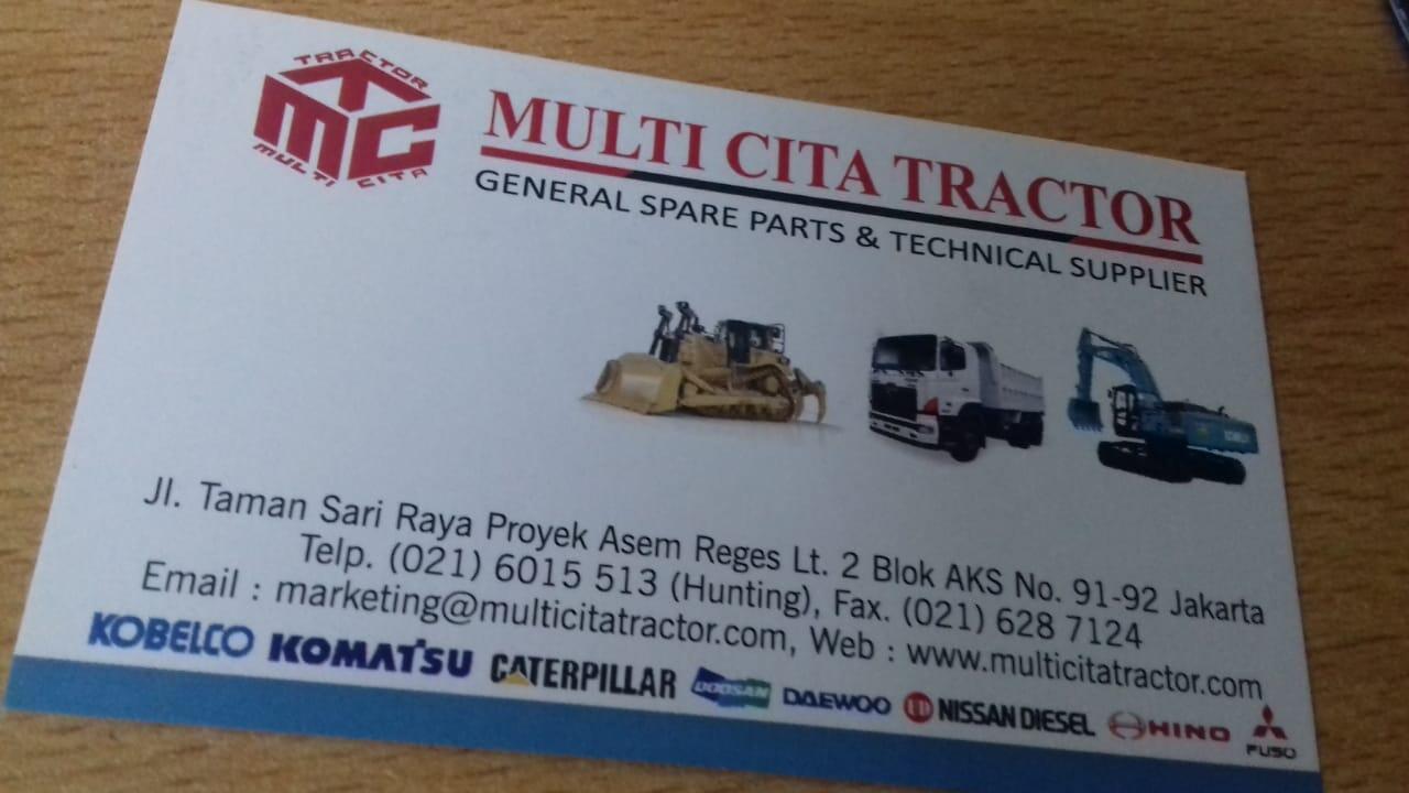 supplier sparepart alat berat, truk dan bus