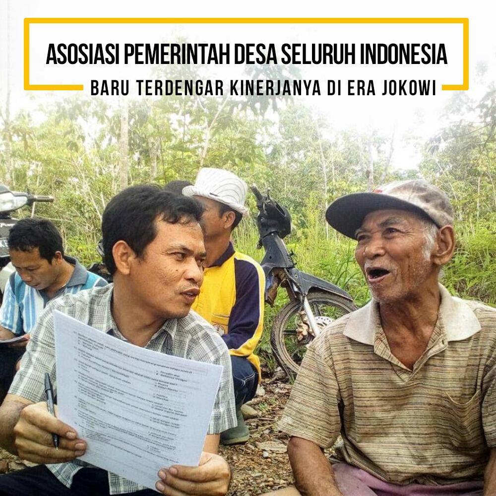 OSO Puji Kepemimpinan Jokowi Perbaiki Manajemen Desa