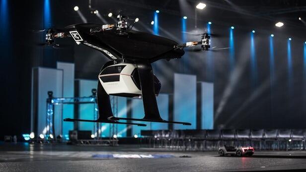 Akhirnya Audi dan Airbus Akan Segera Realisasikan Mobil Terbang Pop.Up Next