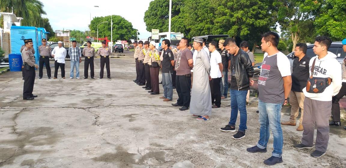 Maulid Nabi di Ulta Pertamina, Ustadz Abdul Somad Isi Tausiyah dan Subub Berjamaah