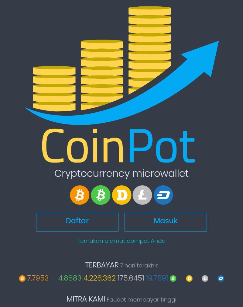 Cara mendapatkan Bitcoin gratis dan praktis