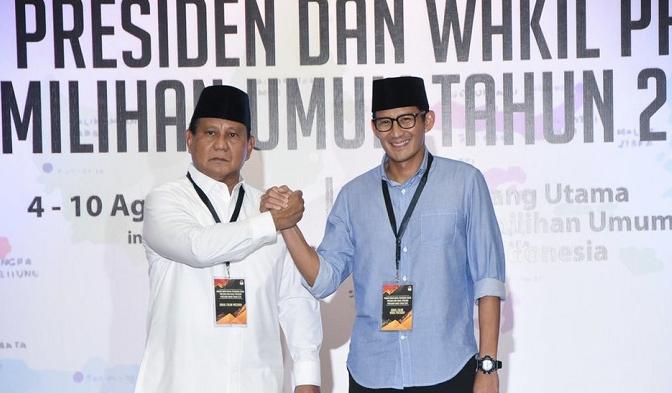 Sudah Terbaca, Reuni 212 Unjuk Kekuatan Massa Prabowo-Sandi