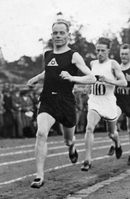 Paavo Nurmi, Legenda Atletik Finlandia