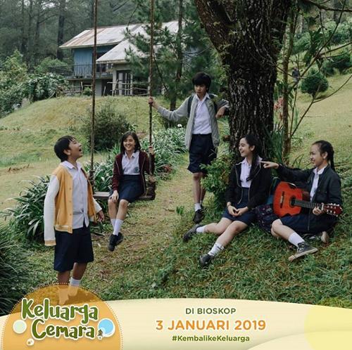 Official Trailer Film Keluarga Cemara Siap Meluncur ke KASKUS TV!