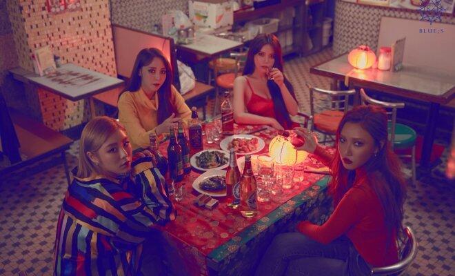 Album Baru MAMAMOO 'BLUE;S': Lagu, Video, dan Cerita Belakang Layar