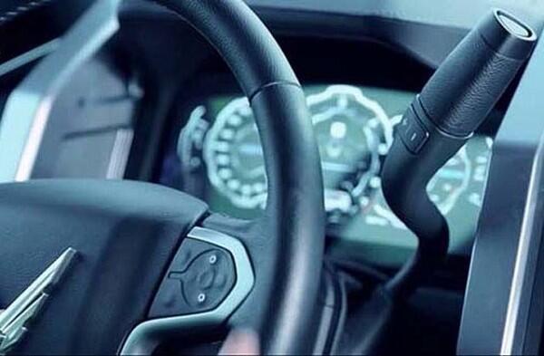 Keren! Mobil SUV Giath Polisi Dubai Dilengkapi Fitur Teknologi Canggih