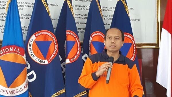 Sutopo BNPB Terima Penghargaan The First Responders 2018