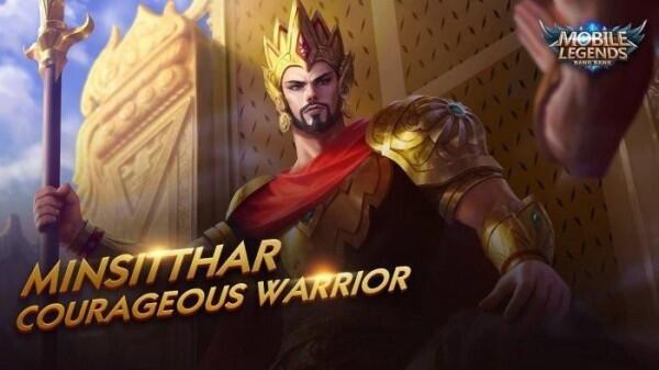 Mobile Legends: Minshittar, Hero Fighter Keras yang Jago Mancing