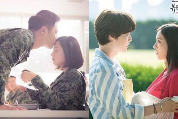 10 Pasangan Second Lead di Drama Korea yang Sukses Bikin Baper