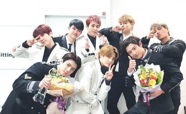 EXO hingga Wanna One, 10 Lagu KPop Terbaik Rilis November 2018