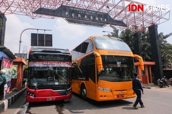 [INFOGRAFIS] Begini Cara Naik Suroboyo Bus yang Gratis