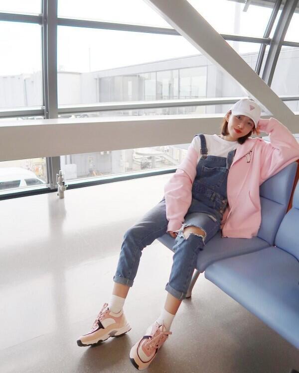 9 Ide Mix & Match Bergaya Korea ala Sunny Dahye, Girly dan Kasual!