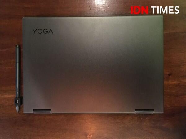 7 Kelebihan Lenovo Yoga 730, Laptop Canggih Serbaguna buat Millennials