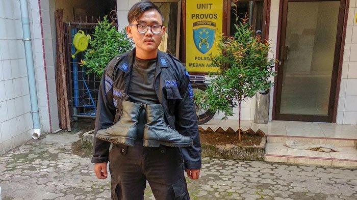 Ngaku Brimob Berpangkat AKP, Remaja 16 Tahun Ditangkap Polisi, Begini Alasannya…