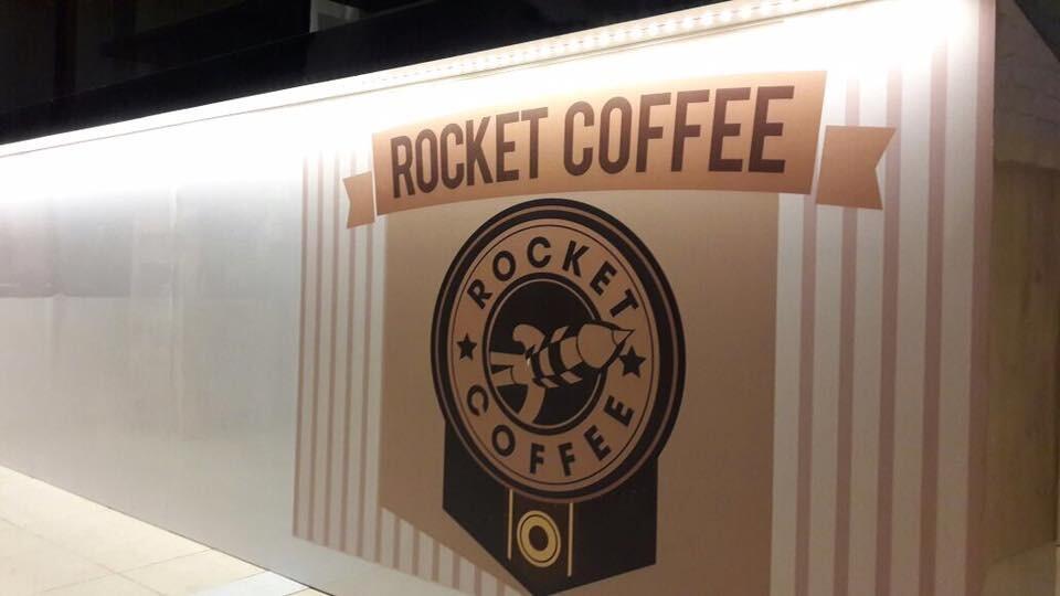 PELUANG BISNIS ROCKET COFFEE