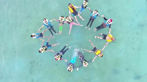 Pulau Gili Labak, Adalah Pulau Eksotika....gak Kalah Sma Pulau Bali