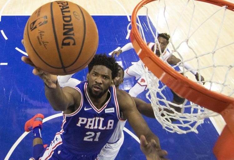 Hasil NBA: Sixers Kalahkan Knicks