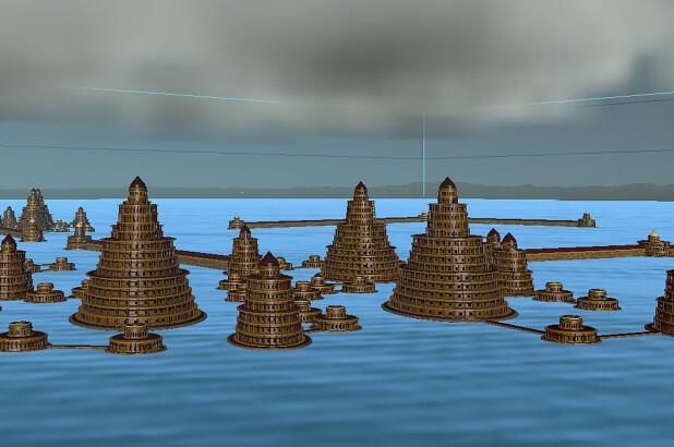 Kota Atlantis yang Hilang Berada di Spanyol, Benarkah?