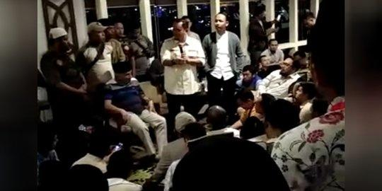 Cerita Amien Rais & Dahnil Bawa Pertarungan Pilpres ke Muktamar Pemuda Muhammadiyah