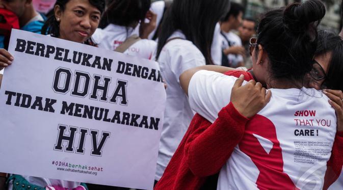 Memperingati Hari AIDS Sedunia: ODHA BUKAN MONSTERS