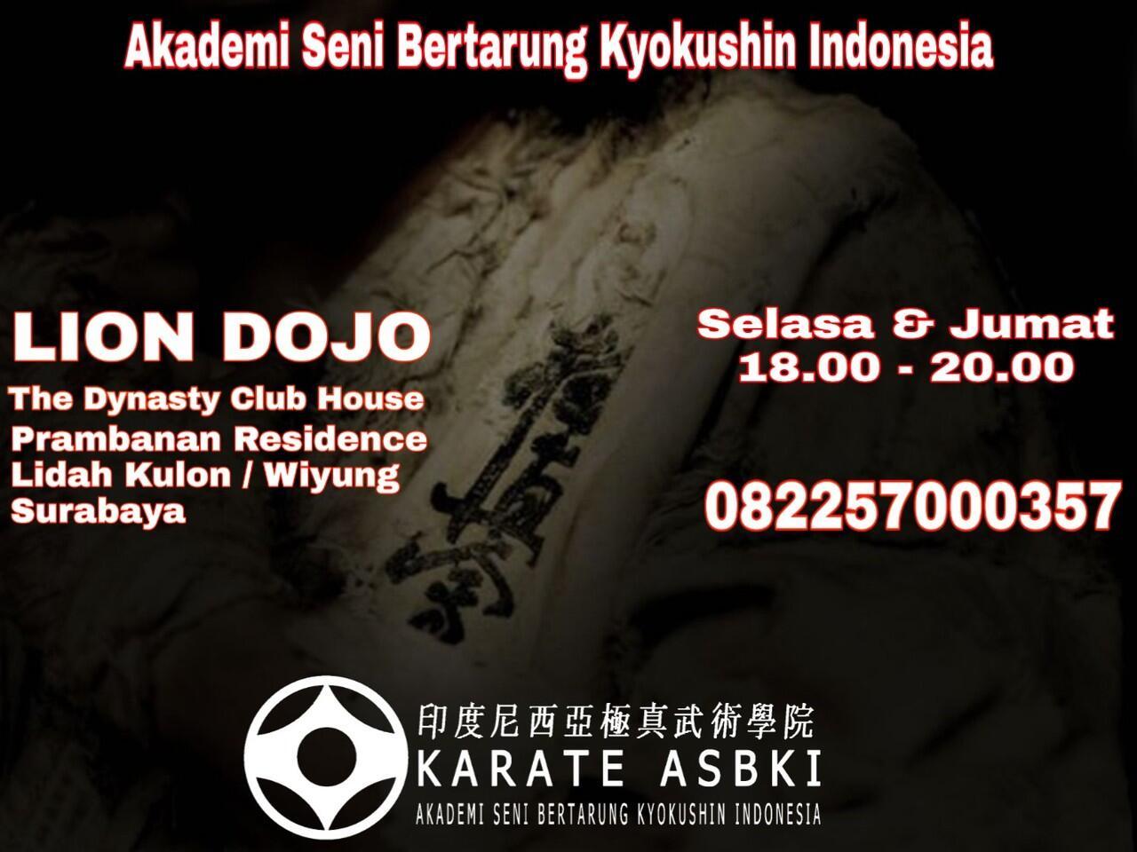 Kyokushin Karate Surabaya