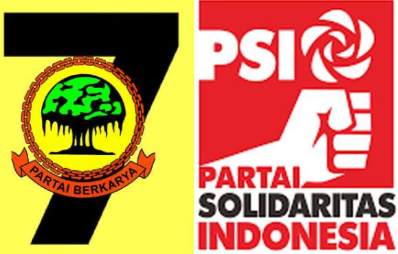 Pak Harto Disebut Sumber KKN, Partai Berkarya: PSI Antek PKI