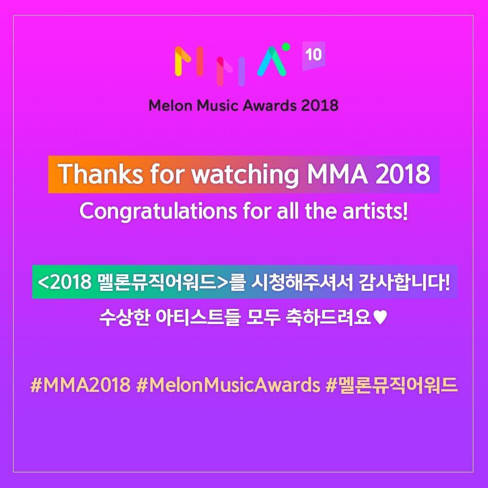 Melon Music Awards 2018: BTS Borong Piala Termasuk 2 Daesang, Ini Daftar Pemenangnya