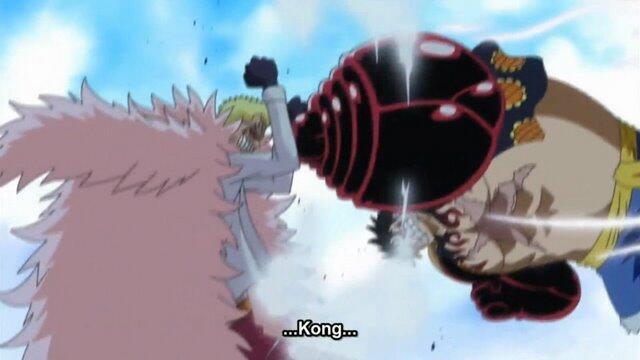 Adegan-Adegan Aksi Paling Indah dalam Anime