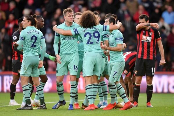 Arsenal vs Tottenham Hotspur: Adu Gengsi London Utara di Papan Atas