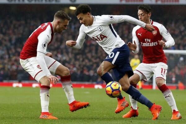 Preview Arsenal Vs Tottenham, Duel Pembuktian Siapa Penguasa London