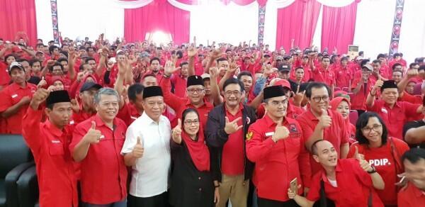 Panitia Aksi 212 Batal Undang Jokowi, PDIP: Kampanye Terselubung