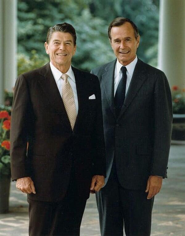 RIP George H.W. Bush, Berikut Perjalanan Politiknya Sejak 1967