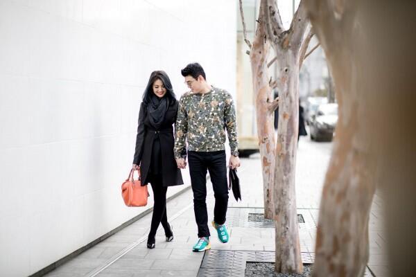 Bak Pasangan Drama Korea, 10 Potret Mesra Asty Ananta & Suami