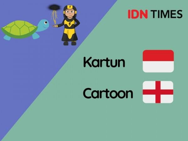 10 Kata Bahasa Indonesia yang Mirip Banget sama Bahasa Inggris