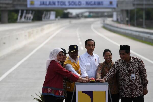Setelah 21 Tahun, Jalan Tol Ciawi - Cigombong Akhirnya Diresmikan