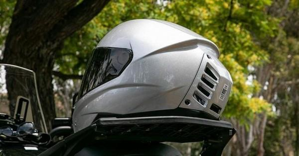 Feher ACH-1, Helm Tipe Full Face Pertama dengan Fitur AC di Dalamnya