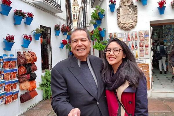 10 Potret Wisata Pilihan ala Putri Tanjung, Anak Konglomerat Indonesia