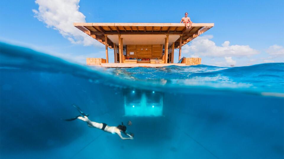 15 Hotel Paling Unik di Dunia, Indonesia Juga Punya yang Kece Lho!